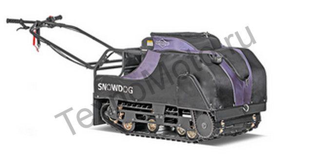 Мотобуксировщик SnowDog Compact C-R9ME