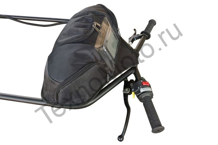 Сумка багажная на руль для мотобуксировщика