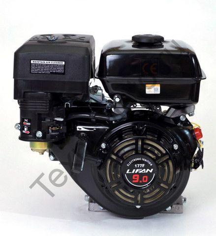 Двигатель Lifan 177F D25 (9,0 л. с.) с катушкой освещения 3Ампер (36Вт)
